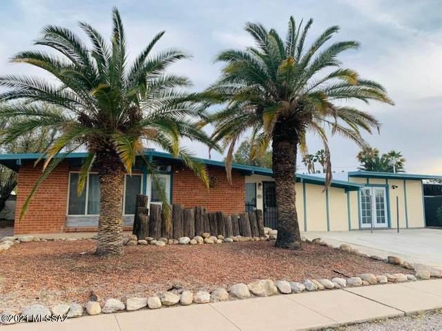 6152 E 29Th Street, Tucson, AZ 85711 (#22101747) :: Tucson Real Estate Group