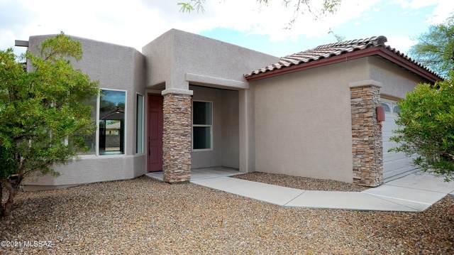 8882 N Treasure Mountain Drive, Tucson, AZ 85742 (#22101760) :: Long Realty - The Vallee Gold Team
