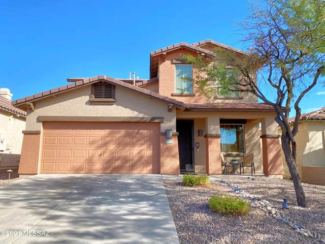 12960 N Salt Cedar Drive, Oro Valley, AZ 85737 (#22101805) :: Long Realty - The Vallee Gold Team