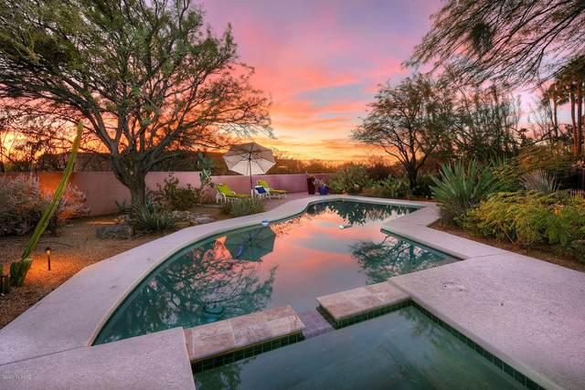 5901 N Calle De La Culebra, Tucson, AZ 85718 (#22101806) :: Gateway Realty International