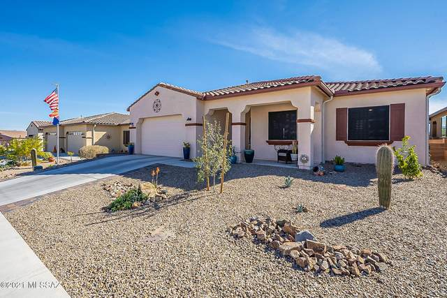 888 N Henrietta Scope Tr, Green Valley, AZ 85614 (#22101826) :: The Local Real Estate Group   Realty Executives