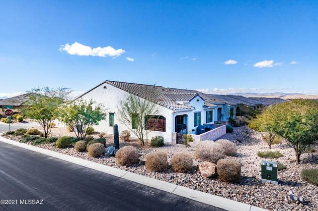 1050 Broken Hills Drive, Green Valley, AZ 85614 (#22101923) :: Long Realty - The Vallee Gold Team