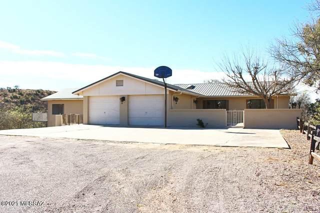 288 E Camino Vista Del Cielo, Nogales, AZ 85621 (#22102060) :: Tucson Real Estate Group