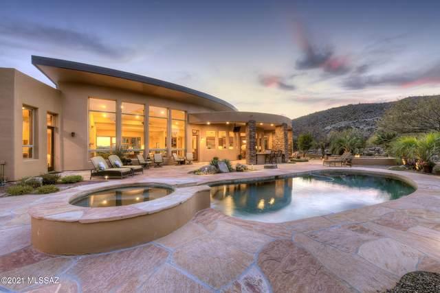 4680 W Long Ridge Place, Marana, AZ 85658 (#22102283) :: Long Realty - The Vallee Gold Team