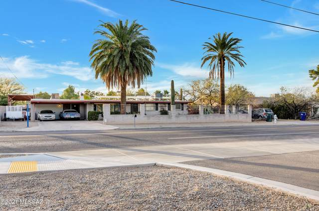 1801 N Rosemont Boulevard, Tucson, AZ 85712 (#22102715) :: Long Realty - The Vallee Gold Team