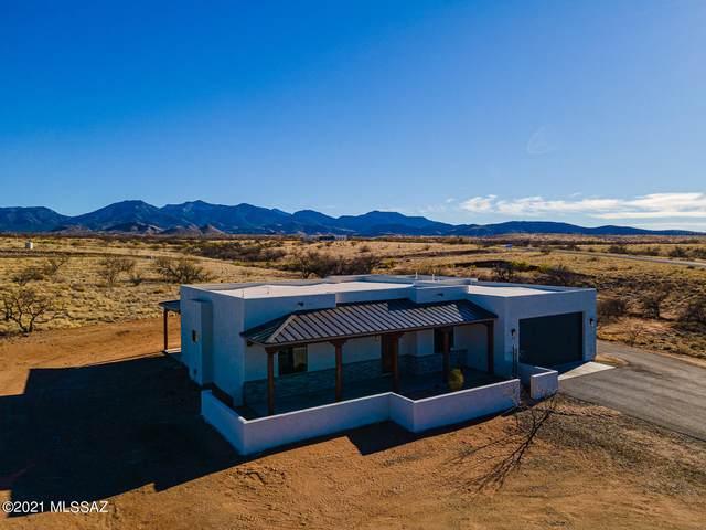 1345 S Cattlemans Loop, Benson, AZ 85602 (#22103138) :: Long Realty Company