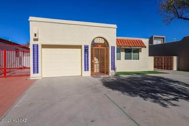 730 W Alameda Street, Tucson, AZ 85745 (#22103309) :: Long Realty - The Vallee Gold Team
