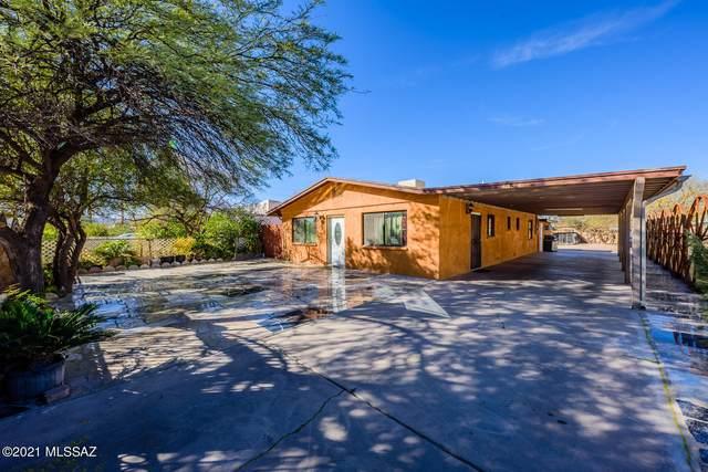 1354 W Sonora Street, Tucson, AZ 85745 (#22103341) :: Luxury Group - Realty Executives Arizona Properties