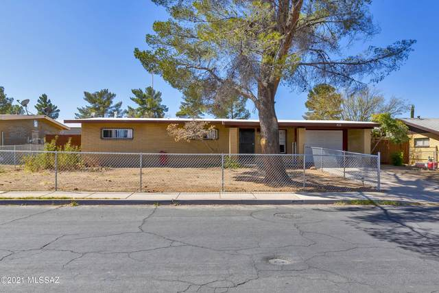 408 S Ave B, San Manuel, AZ 85631 (#22103367) :: Long Realty - The Vallee Gold Team