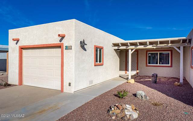 222 N Cactus Loop, Green Valley, AZ 85614 (#22103434) :: AZ Power Team