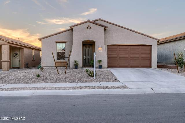 9549 N Sunset Sky Way, Tucson, AZ 85742 (#22103436) :: Long Realty - The Vallee Gold Team