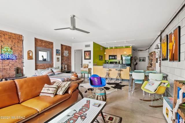 1001 E 17Th Street #101, Tucson, AZ 85719 (#22103685) :: The Local Real Estate Group | Realty Executives