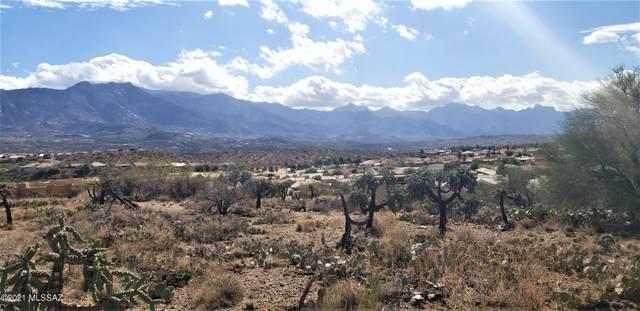 Lot 4 E Calle Rosa Linda #4, Saddlebrooke, AZ 85739 (MLS #22103936) :: The Property Partners at eXp Realty