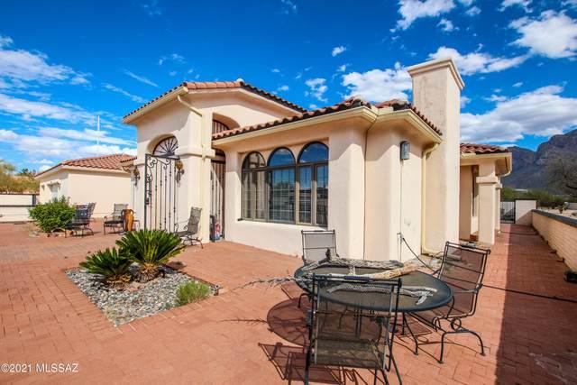 9393 N Calle El Milagro, Oro Valley, AZ 85704 (#22103993) :: Tucson Real Estate Group