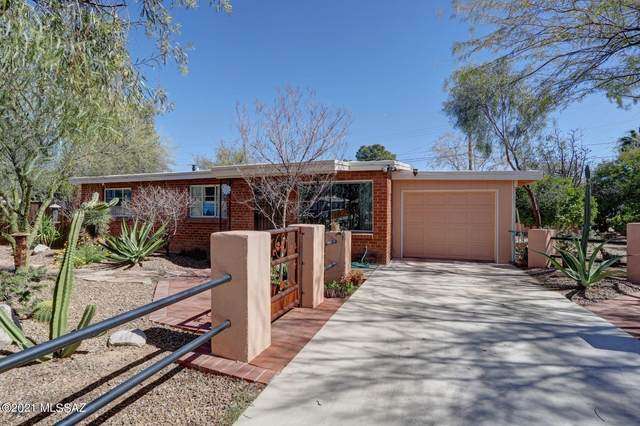 2228 N Belvedere Avenue, Tucson, AZ 85712 (#22104225) :: Gateway Realty International