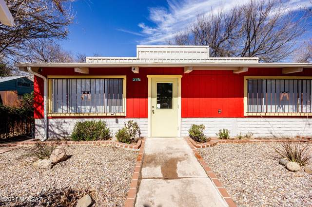 316 Naugle Ave, Patagonia, AZ 85624 (#22104300) :: AZ Power Team