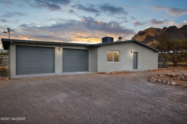 320 W Spring Valley Drive, Tucson, AZ 85704 (#22104310) :: The Local Real Estate Group | Realty Executives