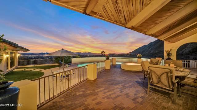 5020 E Oakmont Drive, Tucson, AZ 85718 (#22104416) :: Gateway Realty International