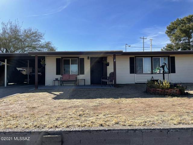 602 W 4Th Avenue, San Manuel, AZ 85631 (MLS #22104685) :: The Property Partners at eXp Realty