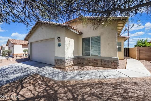 2942 N Mechica Court, Tucson, AZ 85745 (#22104813) :: The Local Real Estate Group   Realty Executives