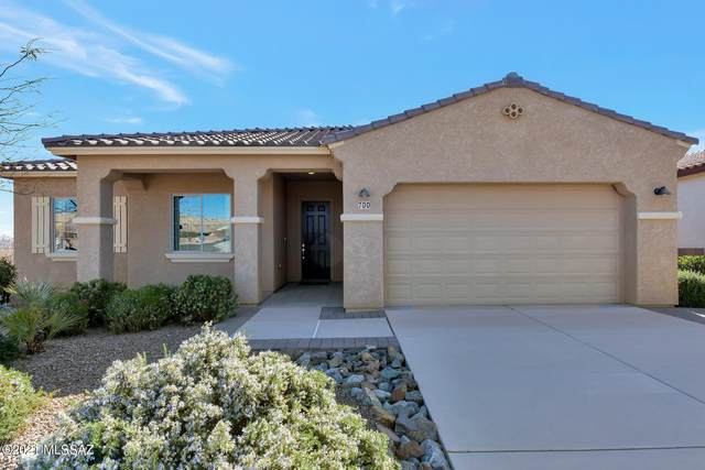 700 N Observation Trail, Green Valley, AZ 85614 (#22105096) :: Kino Abrams brokered by Tierra Antigua Realty
