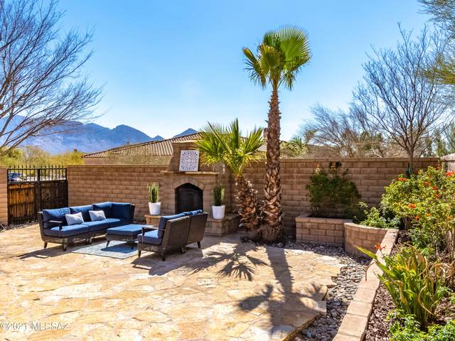 12597 N Red Eagle Drive, Oro Valley, AZ 85755 (#22105121) :: Long Realty - The Vallee Gold Team