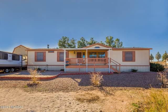 3129 W Cypress Drive, Benson, AZ 85602 (MLS #22105218) :: My Home Group