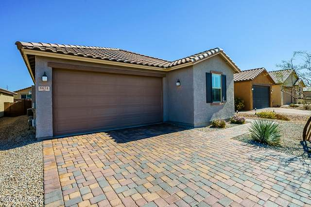 8674 N Genoa Court, Tucson, AZ 85742 (#22105285) :: Kino Abrams brokered by Tierra Antigua Realty