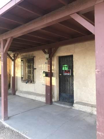 414 W 18Th Street, Tucson, AZ 85701 (#22105326) :: Tucson Real Estate Group