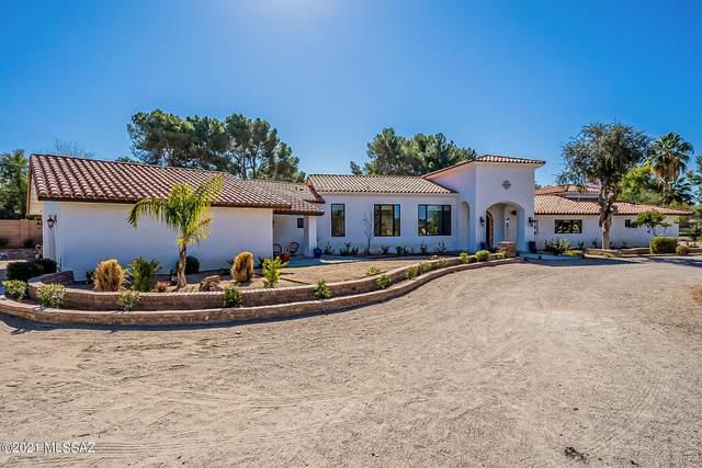 2614 N Camino Principal, Tucson, AZ 85715 (#22105352) :: Long Realty - The Vallee Gold Team