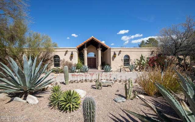 2321 E Camino La Zorrela, Tucson, AZ 85718 (#22105384) :: Luxury Group - Realty Executives Arizona Properties