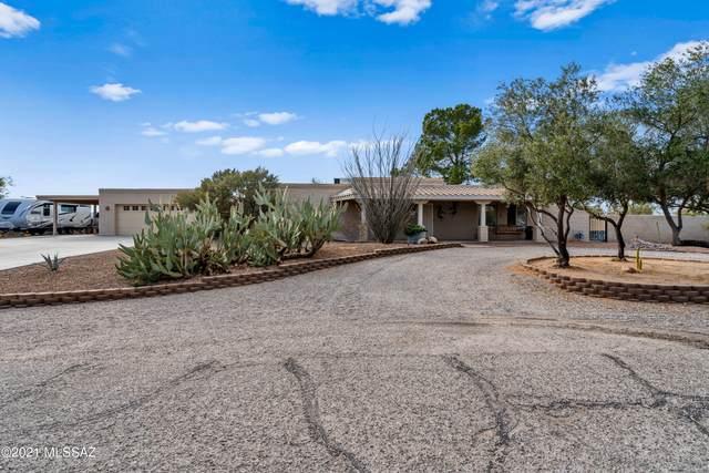 835 W Calle Dadivoso, Tucson, AZ 85704 (#22105453) :: Long Realty Company