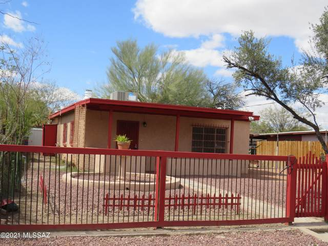 1137 N Yucca Street, Tucson, AZ 85745 (#22105516) :: The Local Real Estate Group | Realty Executives
