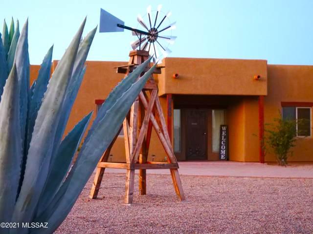 2580 E Skywatchers Drive, Vail, AZ 85641 (#22105565) :: Kino Abrams brokered by Tierra Antigua Realty