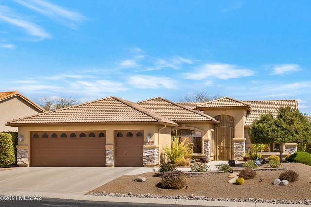 62682 E Flower Ridge Drive, Saddlebrooke, AZ 85739 (#22105589) :: Long Realty - The Vallee Gold Team