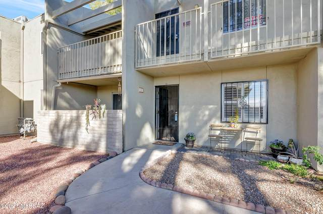 842 S Langley Avenue #107, Tucson, AZ 85710 (MLS #22105605) :: My Home Group