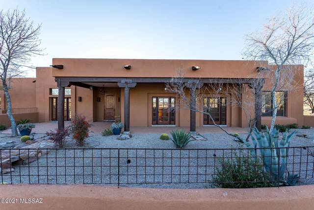 1163 Morning Star Drive, Tubac, AZ 85646 (MLS #22105999) :: The Luna Team