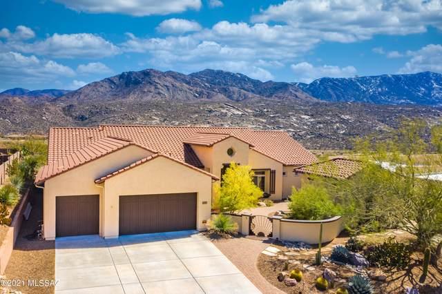 36601 S Desert Sun Drive, Tucson, AZ 85739 (#22106279) :: Keller Williams