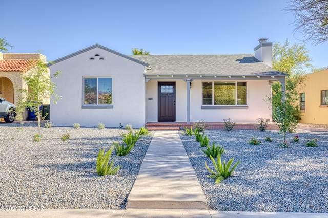 2310 E 7Th Street, Tucson, AZ 85719 (#22106329) :: Tucson Real Estate Group
