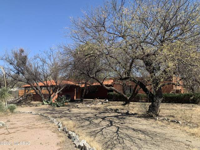 2351 Camino Esplendido, Tubac, AZ 85646 (MLS #22106392) :: The Property Partners at eXp Realty