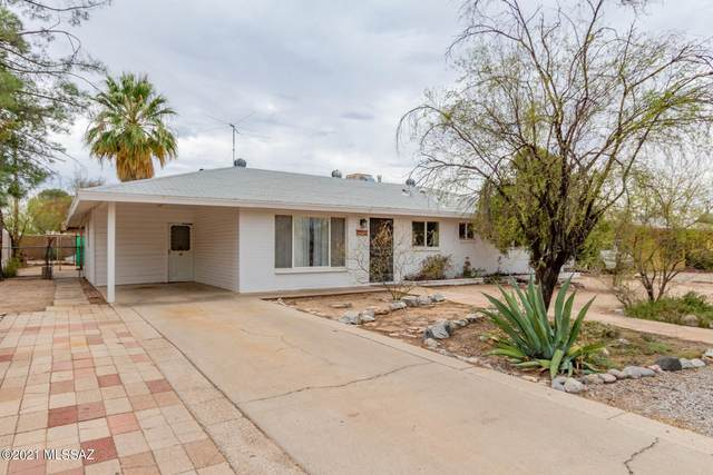 6042 E 27th Street, Tucson, AZ 85711 (#22106599) :: Tucson Real Estate Group