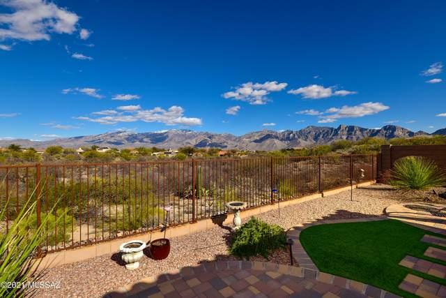 12978 N Eagles Summit Drive, Oro Valley, AZ 85755 (#22106607) :: Tucson Real Estate Group