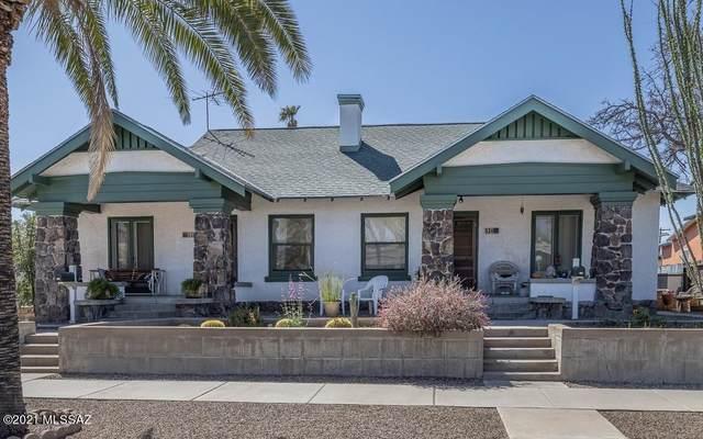 534 & 538 E 2nd Street, Tucson, AZ 85705 (#22106624) :: Tucson Property Executives