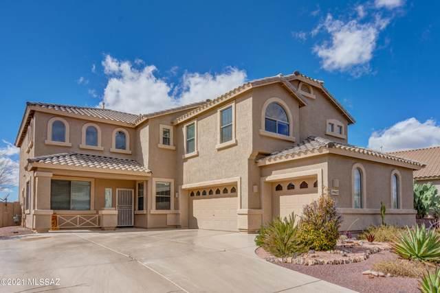 39682 S Mountain Shadow Drive, Tucson, AZ 85739 (MLS #22106756) :: The Luna Team