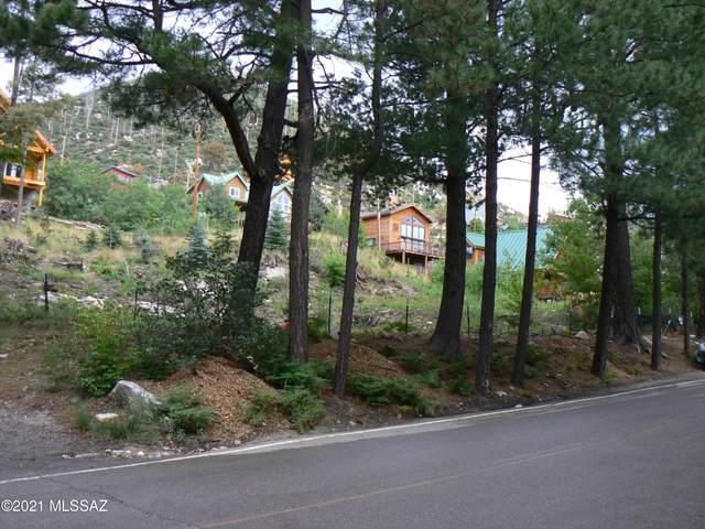 12749 N Sabino Canyon 4 & 5, Mt. Lemmon, AZ 85619 (#22106822) :: Long Realty Company