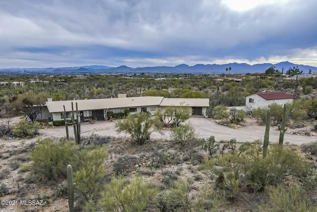 2128 E Ina Road, Tucson, AZ 85718 (#22106904) :: Tucson Real Estate Group