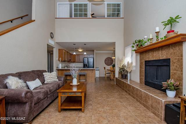 5051 N Sabino Canyon Road #1109, Tucson, AZ 85750 (#22107027) :: Tucson Real Estate Group