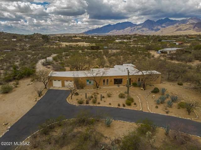 3101 N Avenida De La Colina, Tucson, AZ 85749 (#22107170) :: Long Realty - The Vallee Gold Team