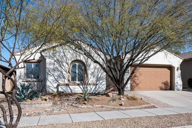5457 S Canyon Oak Drive, Tucson, AZ 85747 (MLS #22107186) :: The Property Partners at eXp Realty
