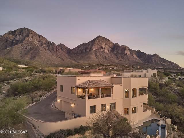 1727 E Placita Del Metate, Oro Valley, AZ 85737 (#22107195) :: Keller Williams